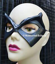 Ms Marvel / Comedian Leather Mask Superhero Halloween Masquerade Cosplay UNISEX