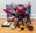 Gigapower GP HQ-03 GUTTUR G1 Snarl Transformers Metallic HQ03 + Replacement Hips