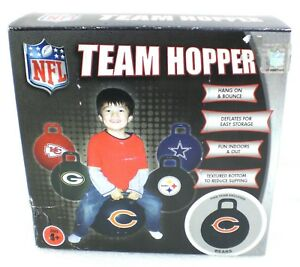 CHICAGO BEARS TEAM HOPPER LICENSED PRODUCT NFL SPORTS CHILD'S TOY  NEW!