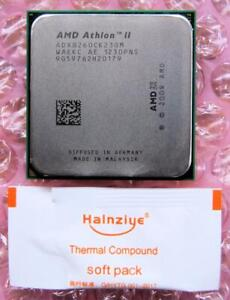 AMD Athlon II X2 B26 ADXB26OCK23GM 3.2GHz/2M Socket AM2+ AM3 Processor CPU