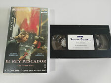 THE FISHER KING EL REY PESCADOR - VHS V.O. ENGLISH SUBTITULOS CASTELLANO