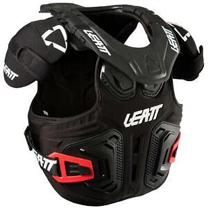 Leatt Kinder Brust Protektor Fusion Vest 2.0 Oberkörper Rücken Schutz MTB MX DH