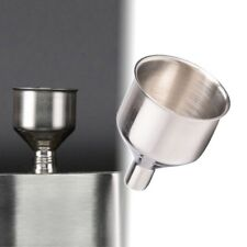Universal Stainless Steel Funnel 2 Inch For Filling Small Bottles and Flasks 1PC