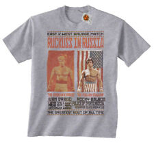 Balboa V Drago Boxing Rocky 4 Inspired Kids T-Shirt