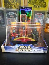 Star wars Saga Collection Geonosian War Chamber Set 2 2003