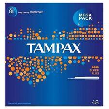 Articles d'hygiène féminine Tampax