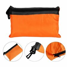 ORANGE Sleeping Bag Liner Travel Sleep Sack Sheet Hik Camp Tent Mat *1