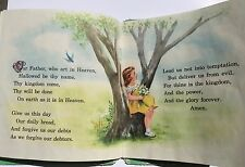 Whitman Tell-A-Tales , Prayers for Boys & Girls Vintage Children's Book