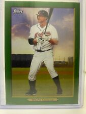 2020 Topps Red Turkey Green Jim Thome 09/10