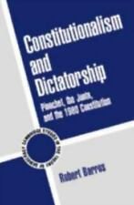 Cambridge Studies in the Theory of Democracy: Constitutionalism and...