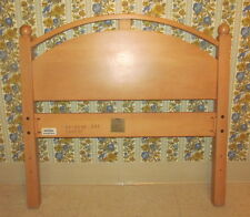 Ethan Allen Twin American Dimensions Arched Bunk Bed Headboard 15 5646