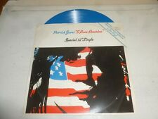 "PATRICK JUVET - I Love America - 1978 UK limited edition 2-track 12"" single"
