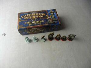 Lot de figurines, jeu de base, Dungeon Twister, bleu, Fenryll