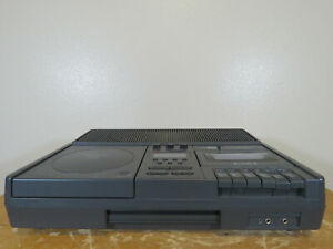 Vintage Eiki 7070 Stereo Compact Disc CD Player & Cassette Tape Recorder Works!