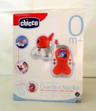 Baby Control Video CHICCO GUARDA E ASCOLTA 0M+ 30 metri neonato bambino OMA17