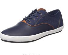 Aldo Men's Abiradia Low-Top Sneakers Blue navy Sz-UK 6 RRP-£65.00