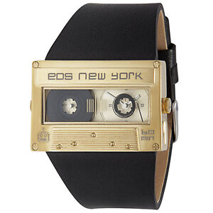 EOS New York Gold Mixtape Watch