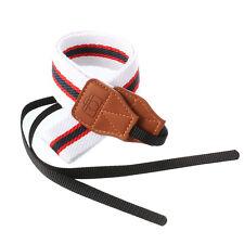 Fashion Camera Shoulder Neck Belt Polyester Strap for DSLR Canon Sony Olympus White Black Red