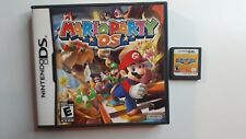 Mario Party (Nintendo DS, 2007) - FAST AND FREE CANADA SHIPPING !!