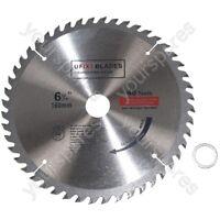Circular Saw Blades 160mm x 20mm  TCT 48 Tungsten Carbide Teeth Fits Ryobi