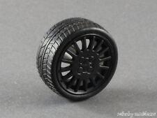 1/18 OttOmobile Volkswagen G60 Sebring Felgen Kleeblatt 1 Satz  schwarz - 141630