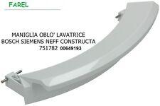 Neff 270319 MICROONDE Interno Dello Sportello Vetro dimensioni 337 X 197MM