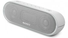 Sony SRS-XB20 Portable Wireless Speaker With Bluetooth/NFC - White