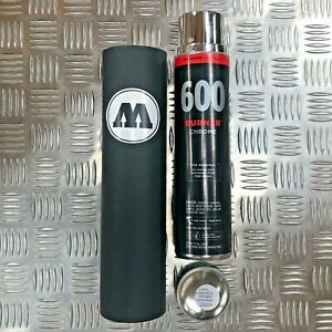 "1x Molotow Burner Can Safe ""600ml"" - Discreet Storage"