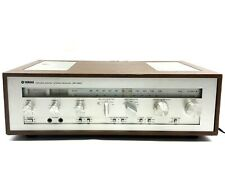 Vintage Yamaha CR-620 Natural Sound AM-FM Audio System, Stereo Receiver