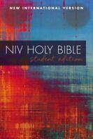 NIV, Outreach Bible, Student Edition, Paperback by Zondervan (2017, Paperback, S