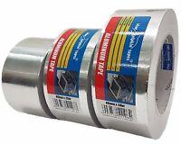 Aluminium Klebeband 48mm Aluband Isolierung Klima Kältetechnik Dampfsperre
