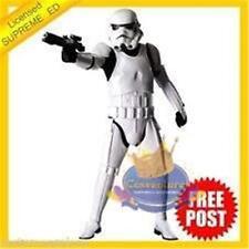 Adult Mens Costume Dress Up Licensed Star Wars SUPREME EDITION Storm Trooper AUS