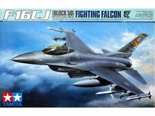 Lockheed F - 16CJ Fighting Falcon - 1/32 Aircraft Model Kit - Tamiya 60315