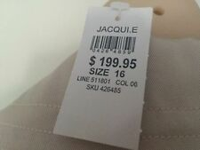 Jacqui E Trench Machine Washable Coats & Jackets for Women