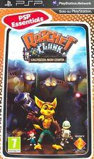 SONY  PSP  Essentials Ratchet & Clank: L'Altezza Non Conta