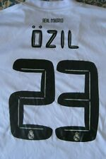 Camiseta Trikot Shirt Maglia REAL MADRID 23 ÖZIL Mesut Adidas 2XL Season 2011