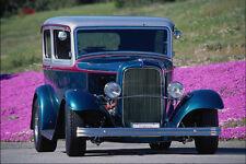 779045 1932 Ford deux portes berline hot rod A4 papier photo