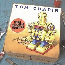 Some Assembly Required by Tom Chapin (CD 2005) NEW - RARE OOP!