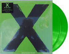 ED SHEERAN LP x 2 X Double heavy Dark GREEN Vinyl Album 2018 IN STOCK