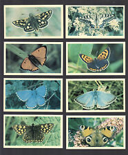 CIGARETTE CARDS.Player Tobacco. Grandee Cigars. BRITISH BUTTERFLIES.(Set).(1983)