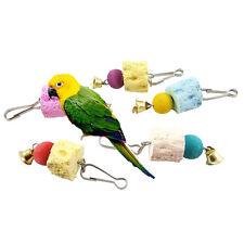 Vogel Papagei Sittich Wellensittich Käfig Chew Spielzeug Spielzeug  Mode Heiß