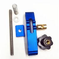 Spann Block Platte Gehrung T-Spur Holzbearbeitung T-Nut Klemme Werkzeug