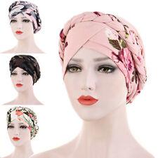 Women Ladies Hair Loss Scarf Cancer Chemo Cap Muslim Turban Hat Hijab Head Wrap