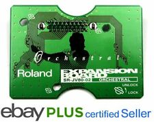 Roland ORCHESTRAL 1 Expansion-Board SR JV80-02 für JV1080 JV2080 XV5080 + GEWÄHR