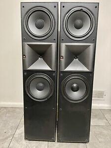 JBL HLS820 Floorstanding Speakers