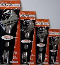 LOBSTER / ADJUSTABLE WRENCH 4 SIZE SET (UM24,30,36,46) / MADE IN JAPAN