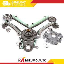 Timing Chain Kit Oil Pump Fit 03-08 Dodge Ram 1500 Durango Dakota Jeep 4.7L