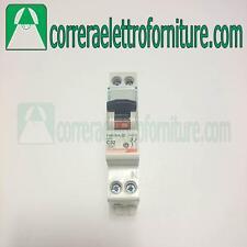 Interruttore magnetotermico 1P+N 32A 4,5KA 1 modulo BTICINO F881NA/32
