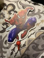 Spiderman Wall Decor Hook Coat Clothing Hanger by Comic Walls