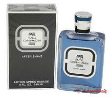 Royal Copenhagen After Shave 8.0oz Splash For Men New In Box